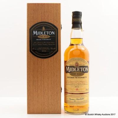 Midleton Very Rare 2012 Release