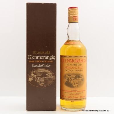 Glenmorangie 10 Year Old 26 2/3 Fl Oz