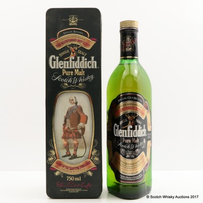 Glenfiddich Clans of the Scottish Highlands The House of Stewart 75cl