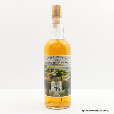 Prestonfield House De Luxe Scotch Whisky 75cl