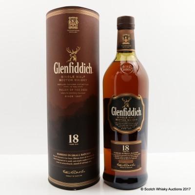 Glenfiddich 18 Year Old 1L
