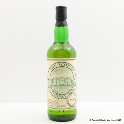 SMWS 29.12 Laphroaig 1990 8 Year Old 75cl