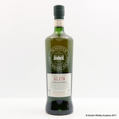 SMWS 35.178 Glen Moray 2002 13 Year Old