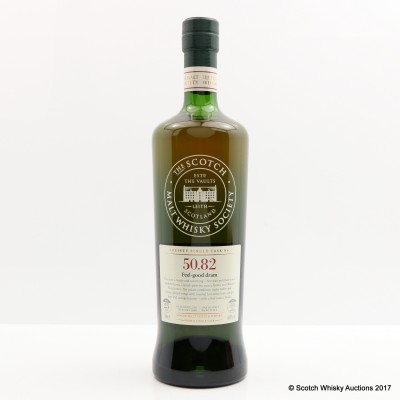 SMWS 50.82 Bladnoch 1990 25 Year Old