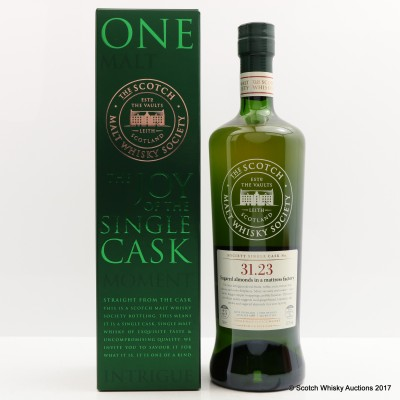 SMWS 31.23 Jura 1988 23 Years Old