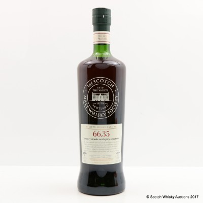 SMWS 66.35 Ardmore 2002 9 Year Old