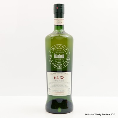 SMWS 64.38 Mannochmore 2004 7 Year Old