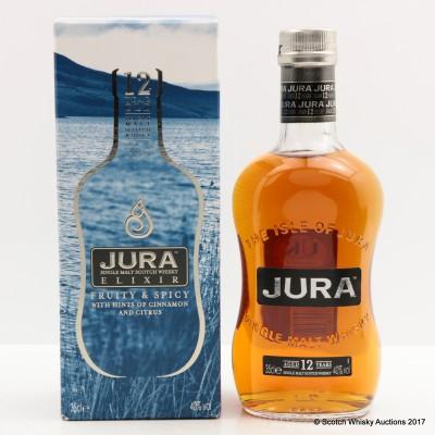 Jura 12 Year Old Elixir 35cl