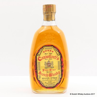 Crawford's Five Star 26 2/3 Fl Oz