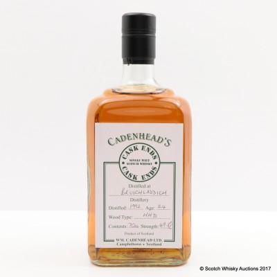Bruichladdich 1992 24 Year Old Cadenhead's