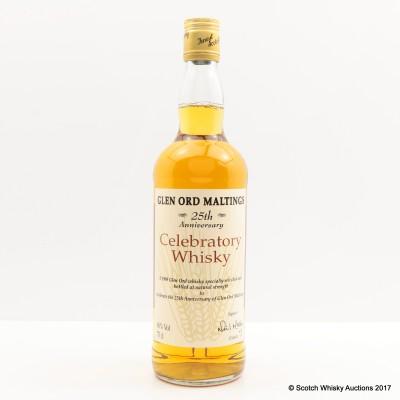 Glen Ord Maltings 25th Anniversary 1969 75cl