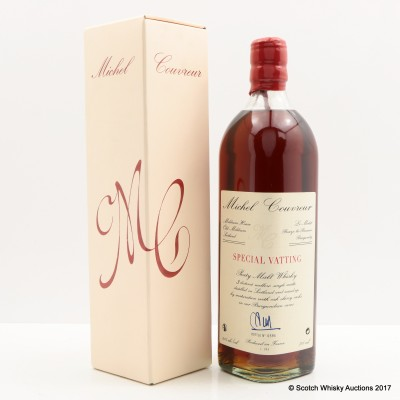 Michel Couvreur Special Vatting Peaty Malt Whisky