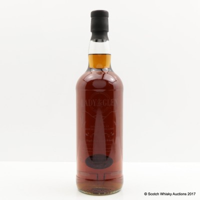 Bowmore 1990 21 Year Old Lady Of The Glen for Hannah Whisky Merchants