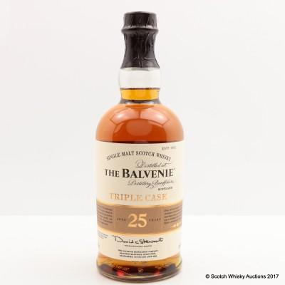 Balvenie 25 Year Old Triple Cask Batch #1