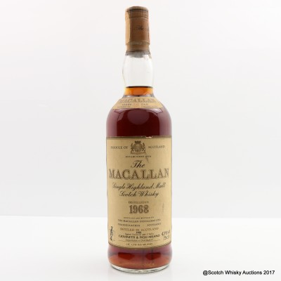 Macallan 18 Year Old 1968 75cl