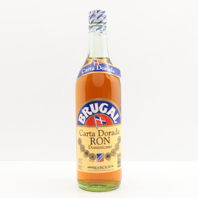 Brugal Carta Dorada Dominican Rum