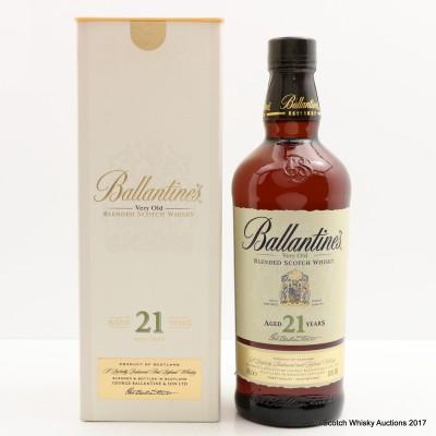 Ballantine's 21 Year Old