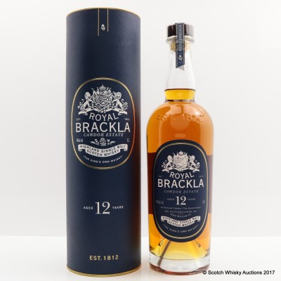 Royal Brackla 12 Year Old 1L