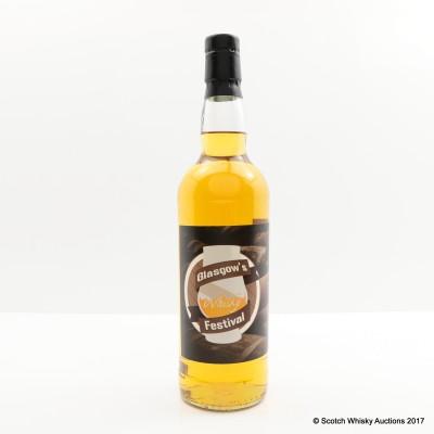 Highland Park 14 Year Old Glasgow Whisky Festival 2010 Bottling