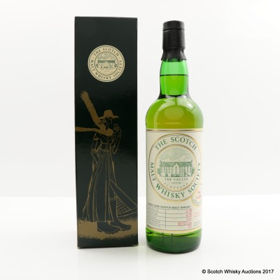 SMWS 4.100 Highland Park 1986 18 Year Old