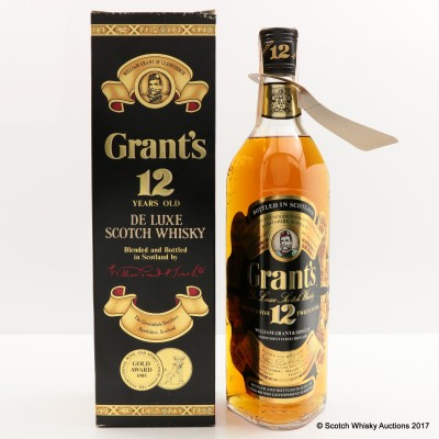Grant's 12 Year Old Old Style 75cl