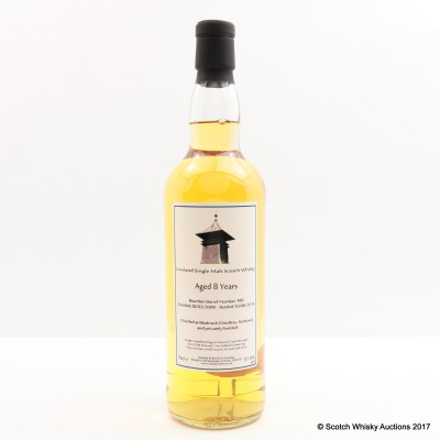 Bladnoch 2008 8 Year Old Whisky Broker