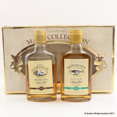 Morrison's Malt Collection 2 x 20cl