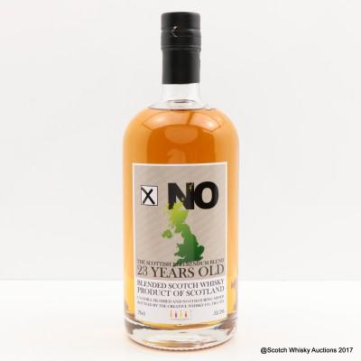 Good Spirits 23 Year Old Referendum Blend 'No'