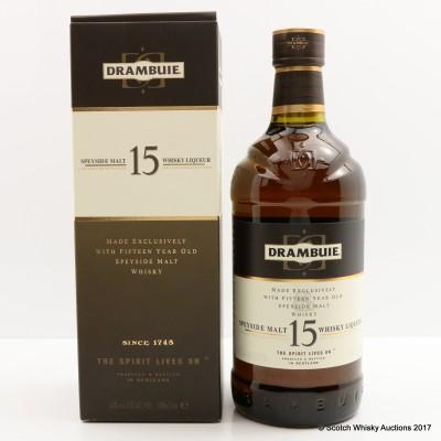 Drambuie 15 Year old Liqueur 1L
