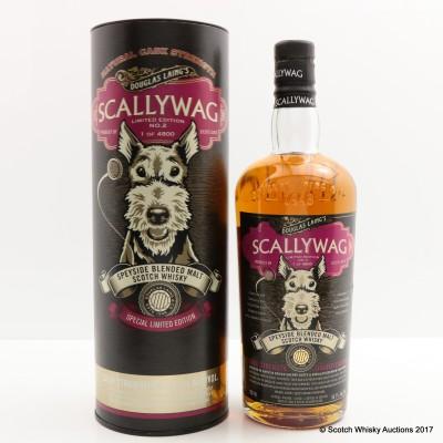 Scallywag Cask Strength Edition No. 2