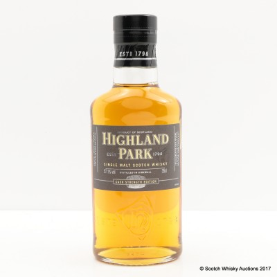 Highland Park Cask Strength Edition 35cl