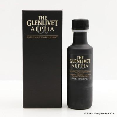 Glenlivet Alpha 10cl