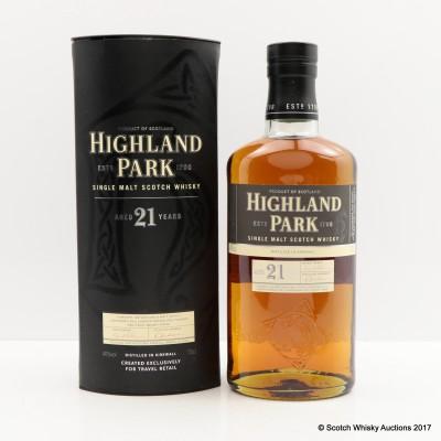 Highland Park 21 Year Old