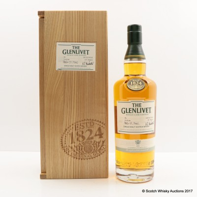 Glenlivet 19 Year Old Single Cask Scalan