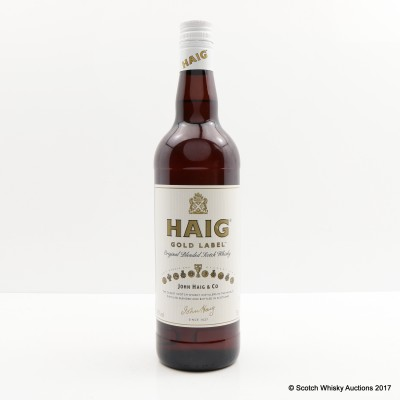 Haig Gold Label 75cl