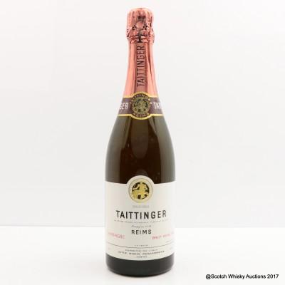 Taittinger 1964 Brut Rose Champagne 78cl