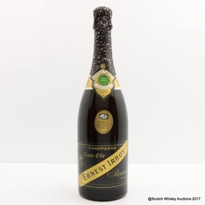 Ernest Irroy Demi-Sec Champagne