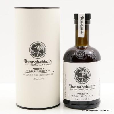 Bunnahabhain 12 Year Old Manzanilla Single Cask #332 20cl