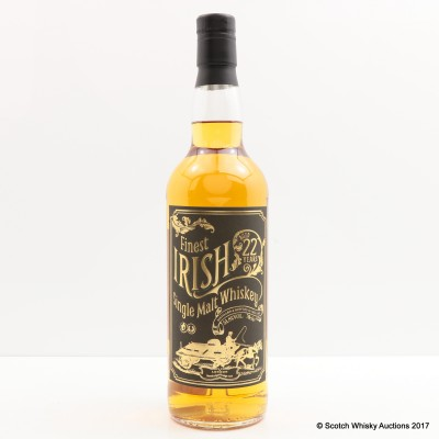 Finest Irish Whisky 22 Years Old Speciality Drinks