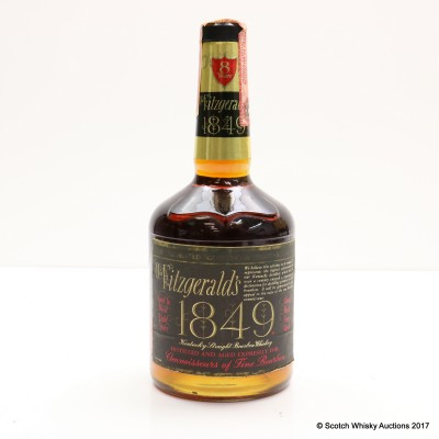 Old Fitzgerald 1849 8 Year Old 75cl