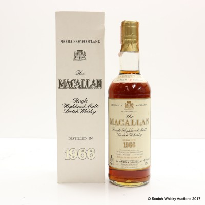 Macallan 18 Year Old 1966 75cl