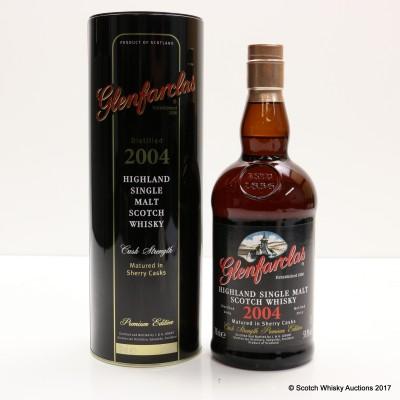 Glenfarclas 2004 Premium Edition Cask Strength