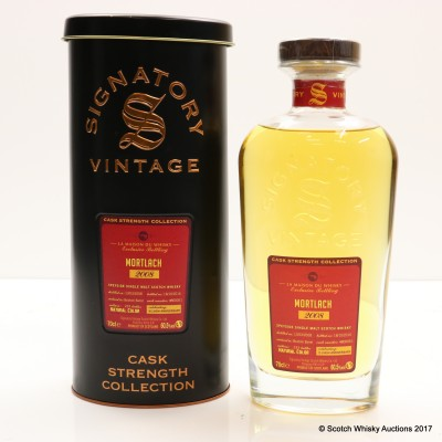 Mortlach 2008 Signatory Celebrating 60th Anniversary Of La Maison Du Whisky