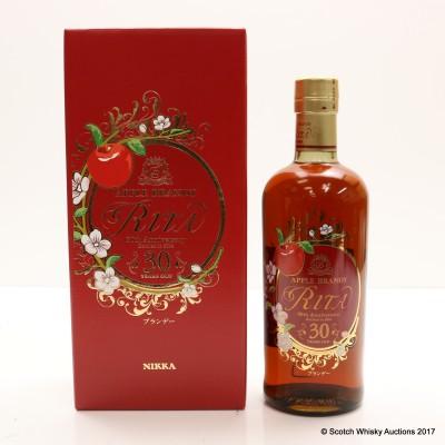 Nikka Rita 30 Year Old Apple Brandy