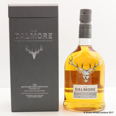 Dalmore 1997 Distillery Exclusive Bourbon Finesse