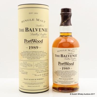 Balvenie 1989 PortWood