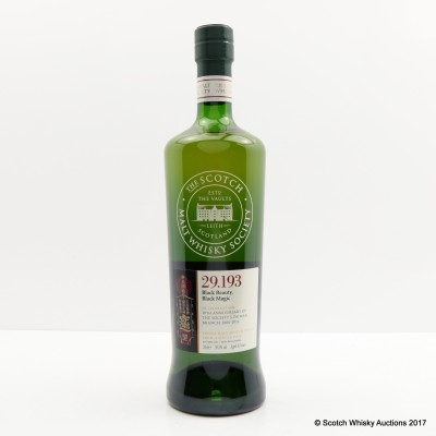 SMWS 29.193 Laphroaig 16 Year Old Celebrating 10th Anniversary Of The Society's Taiwan Branch 2006-2016