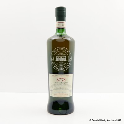 SMWS 37.73 Cragganmore 1986 29 Year Old