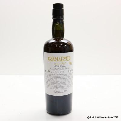 Samaroli Evolution Cuvee 2012 For La Maison Du Whisky