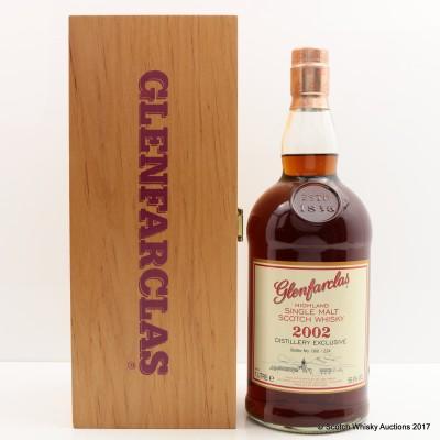 Glenfarclas 2002 Distillery Exclusive 1L